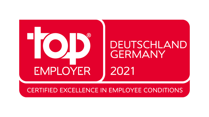 Top Employer in Germany 2021