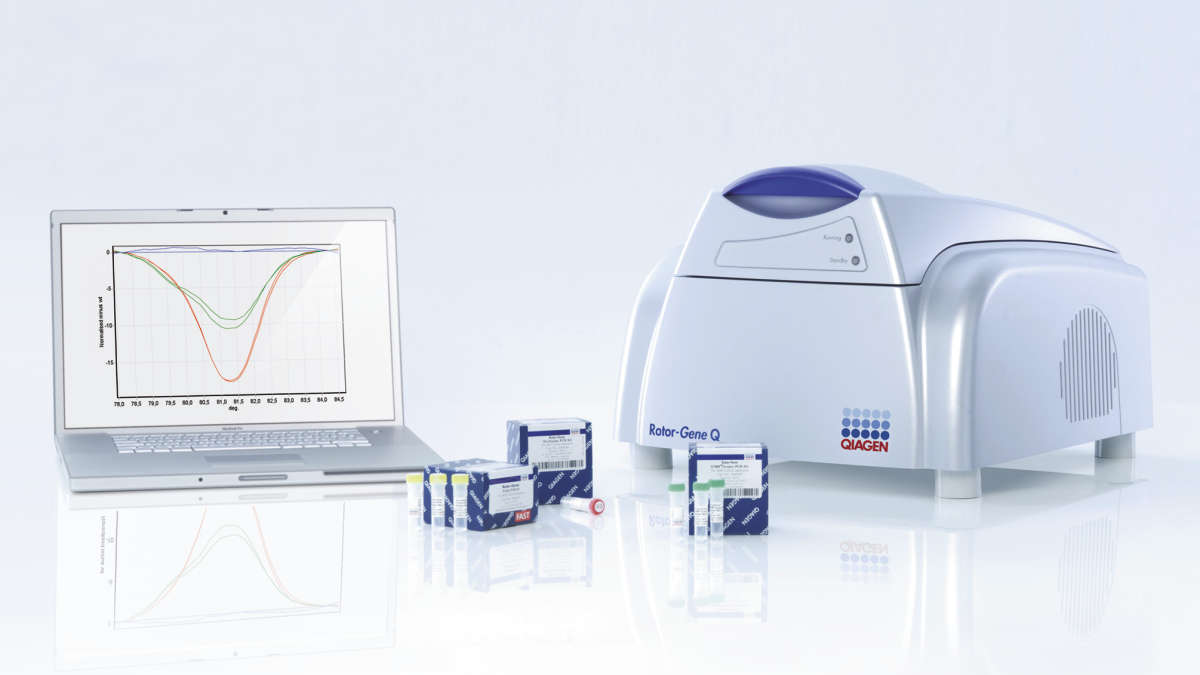 Integrated automated solutions, HRM, high resolution melting technology,