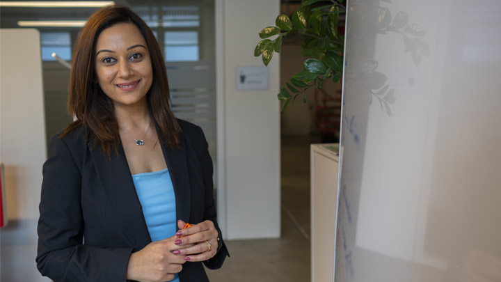 Aashima Sharma, Digital Utilization Manager at QIAGEN